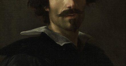 Gian Lorenzo Bernini, Selbstbildnis – Gian Lorenzo Bernini / Self-portrait –