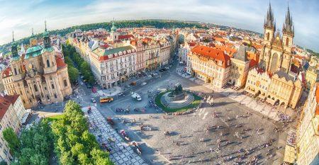 staromestské náměstí